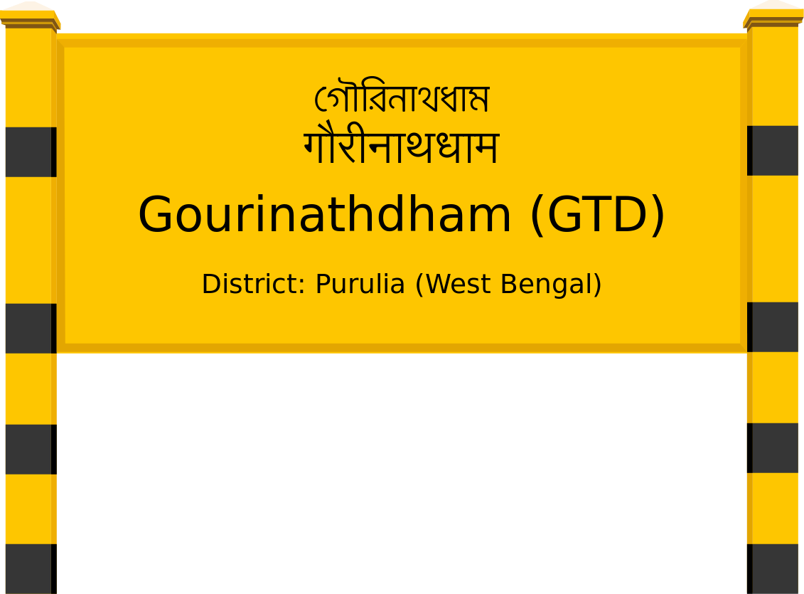 Gourinathdham (GTD) Railway Station