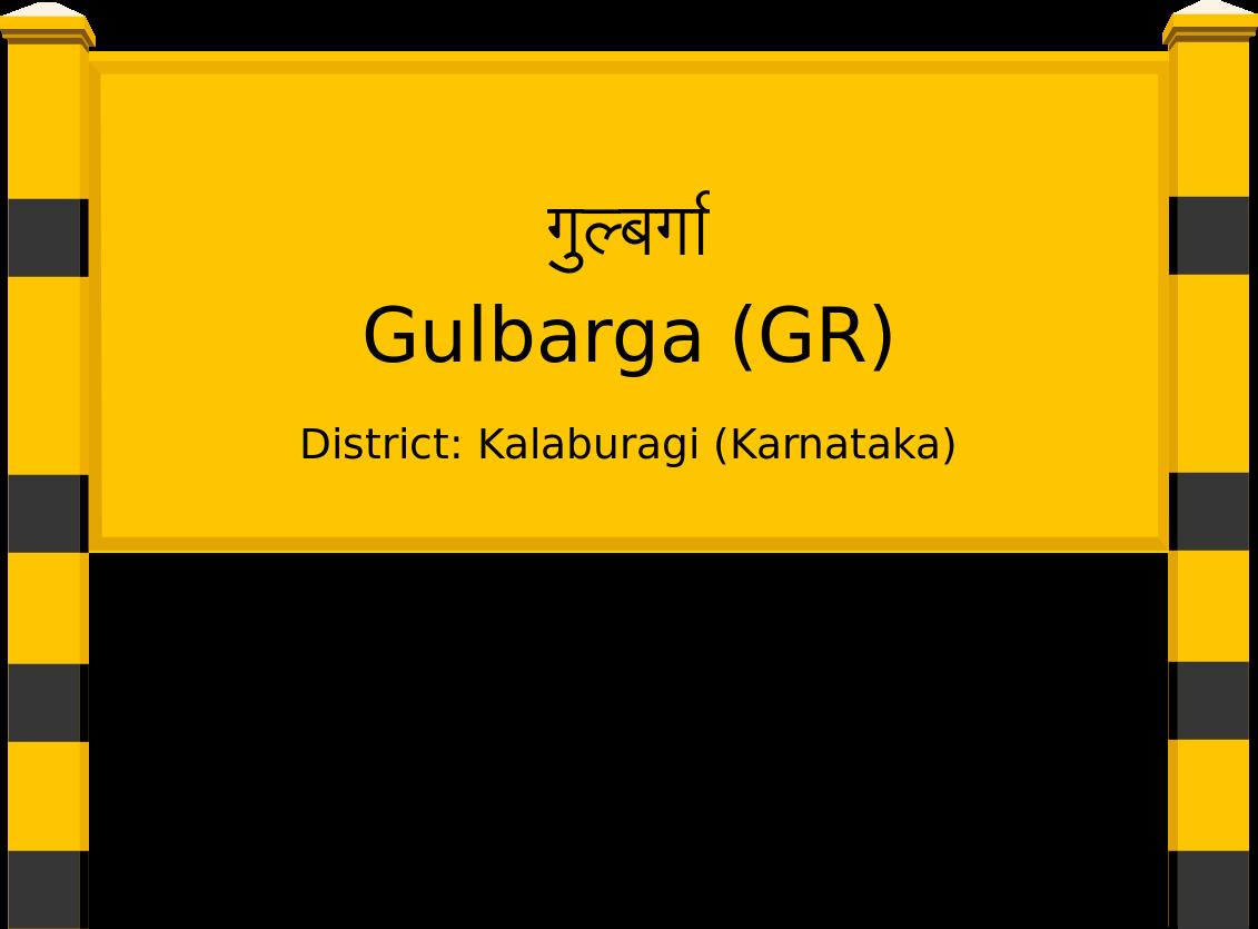 Gulbarga (GR) Railway Station