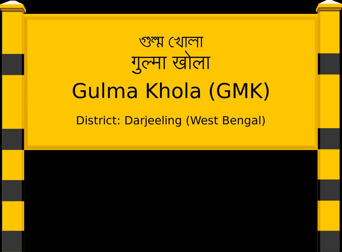 Gulma Khola (GMK) Railway Station