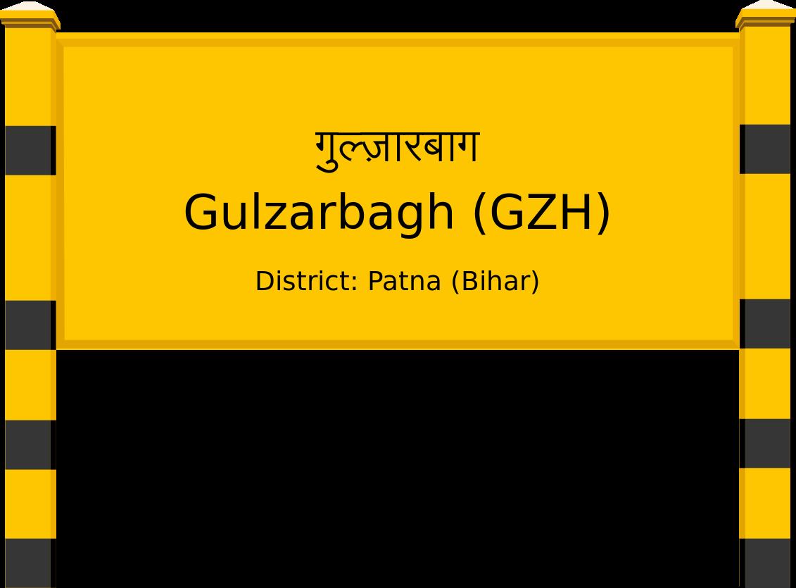 Gulzarbagh (GZH) Railway Station