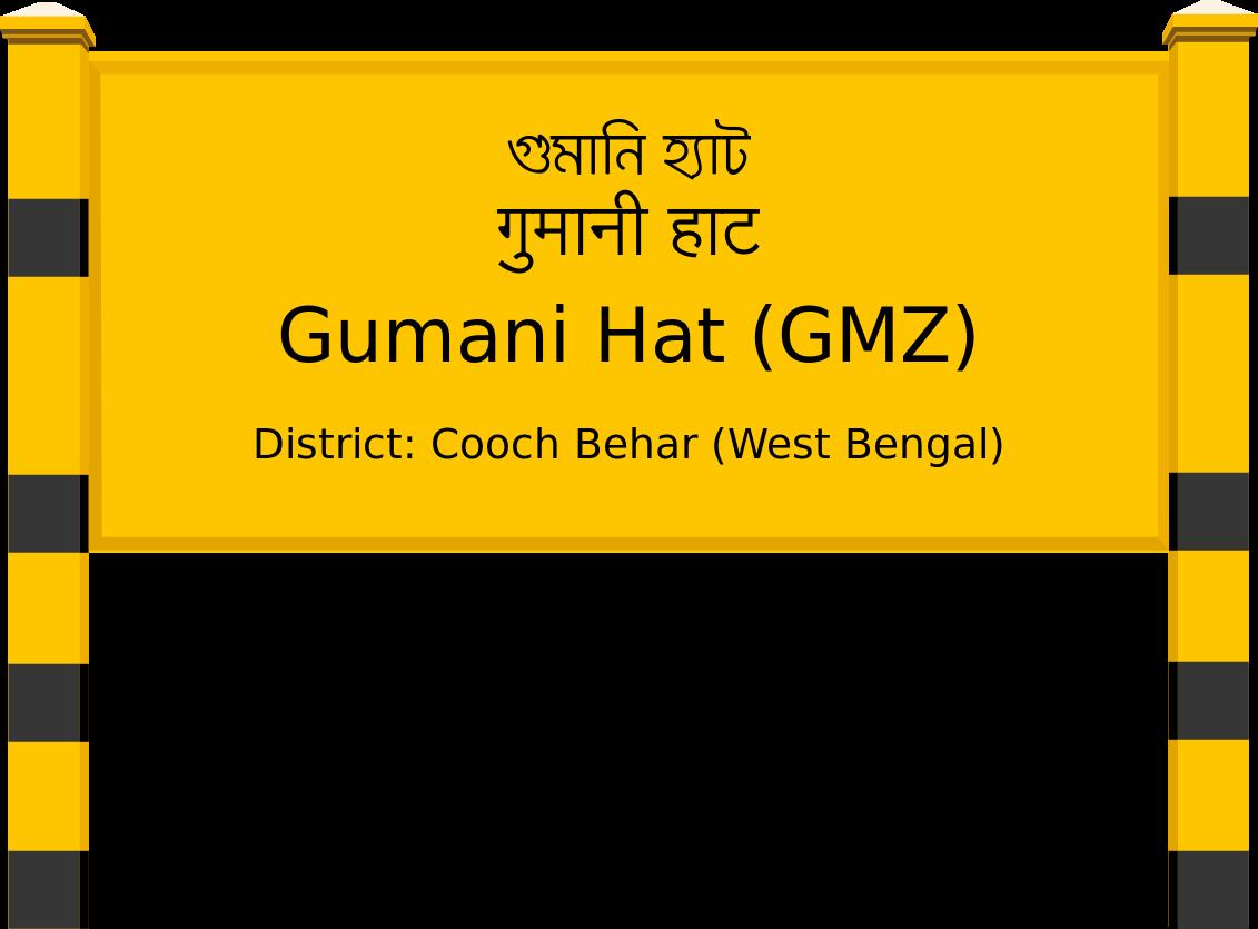 Gumani Hat (GMZ) Railway Station