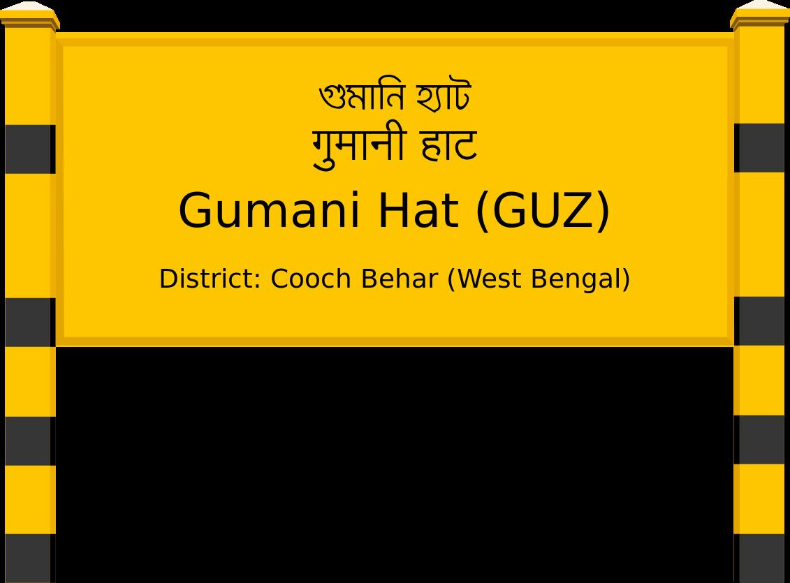 Gumani Hat (GUZ) Railway Station