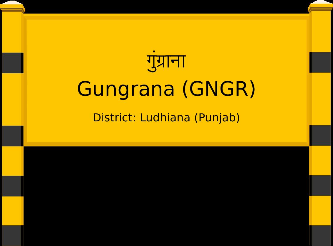Gungrana (GNGR) Railway Station