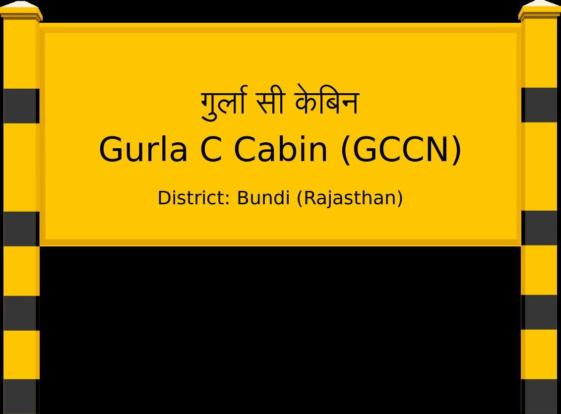 Gurla C Cabin (GCCN) Railway Station