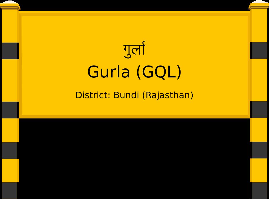 Gurla (GQL) Railway Station