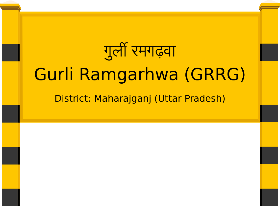 Gurli Ramgarhwa (GRRG) Railway Station