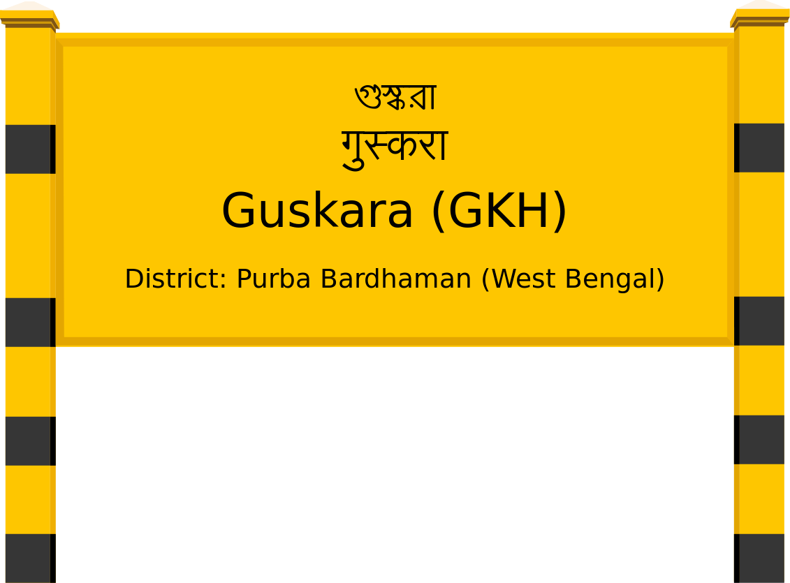 Guskara (GKH) Railway Station