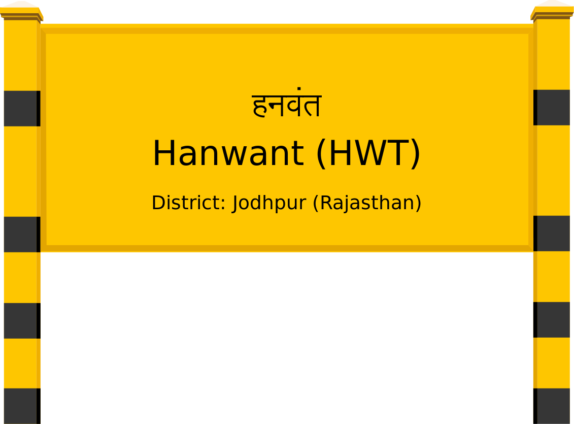 Hanwant (HWT) Railway Station