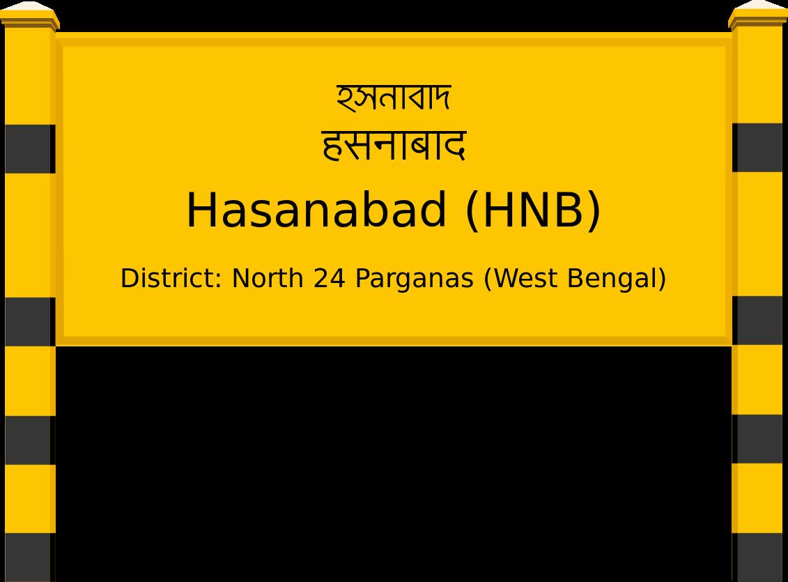 Hasanabad (HNB) Railway Station