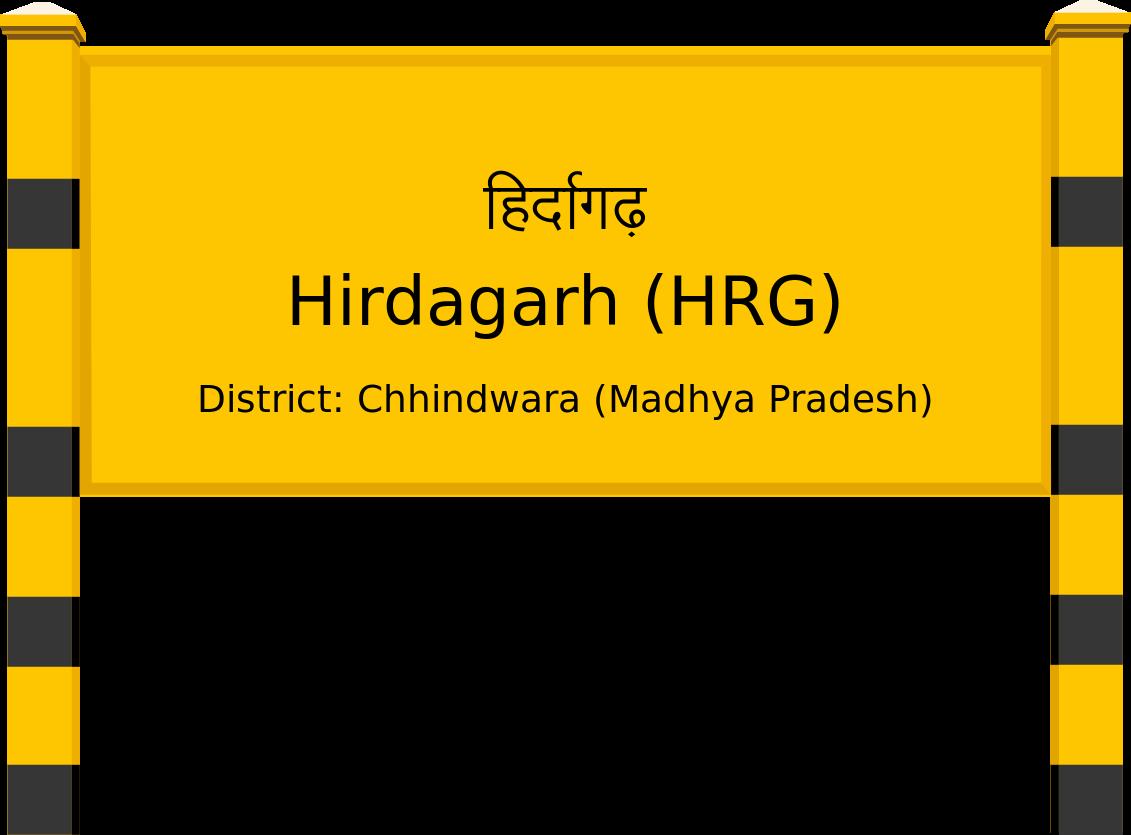 Hirdagarh (HRG) Railway Station