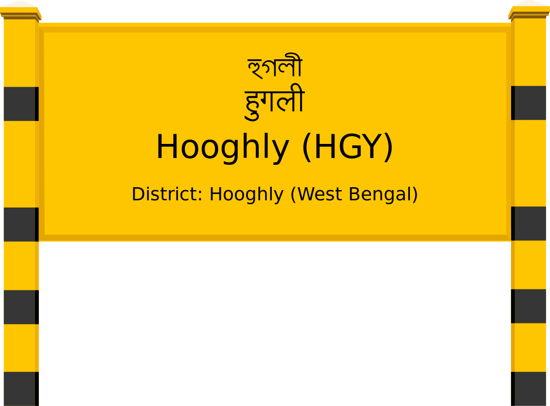 Hooghly (HGY) Railway Station