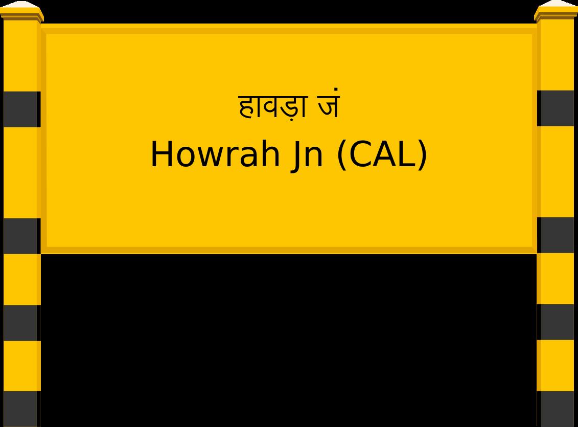 Howrah Jn (CAL) Railway Station