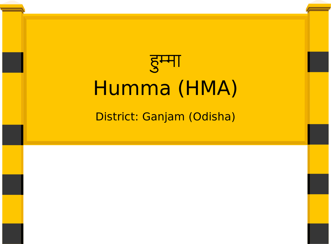 Humma (HMA) Railway Station