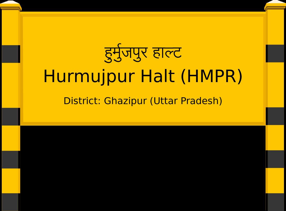 Hurmujpur Halt (HMPR) Railway Station