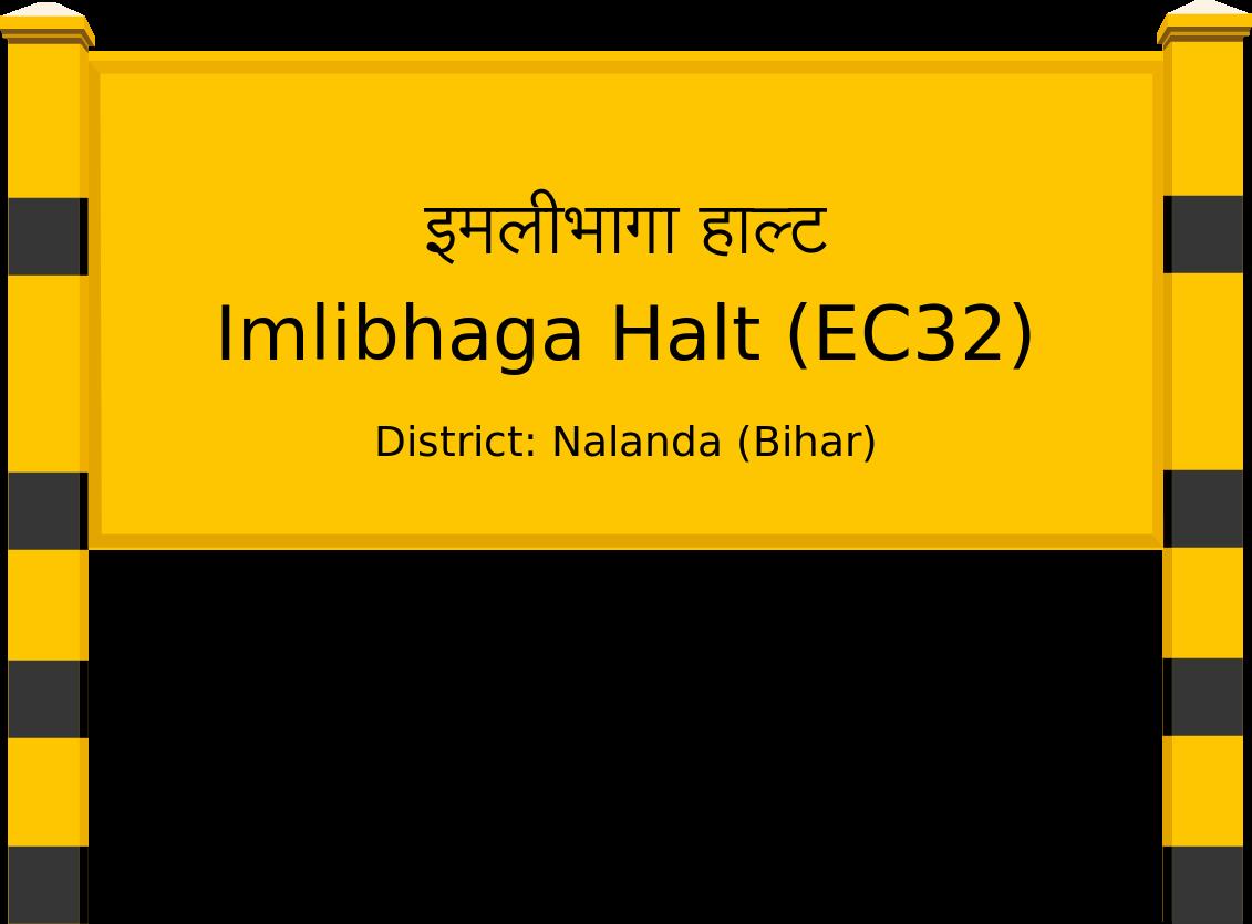 Imlibhaga Halt (EC32) Railway Station