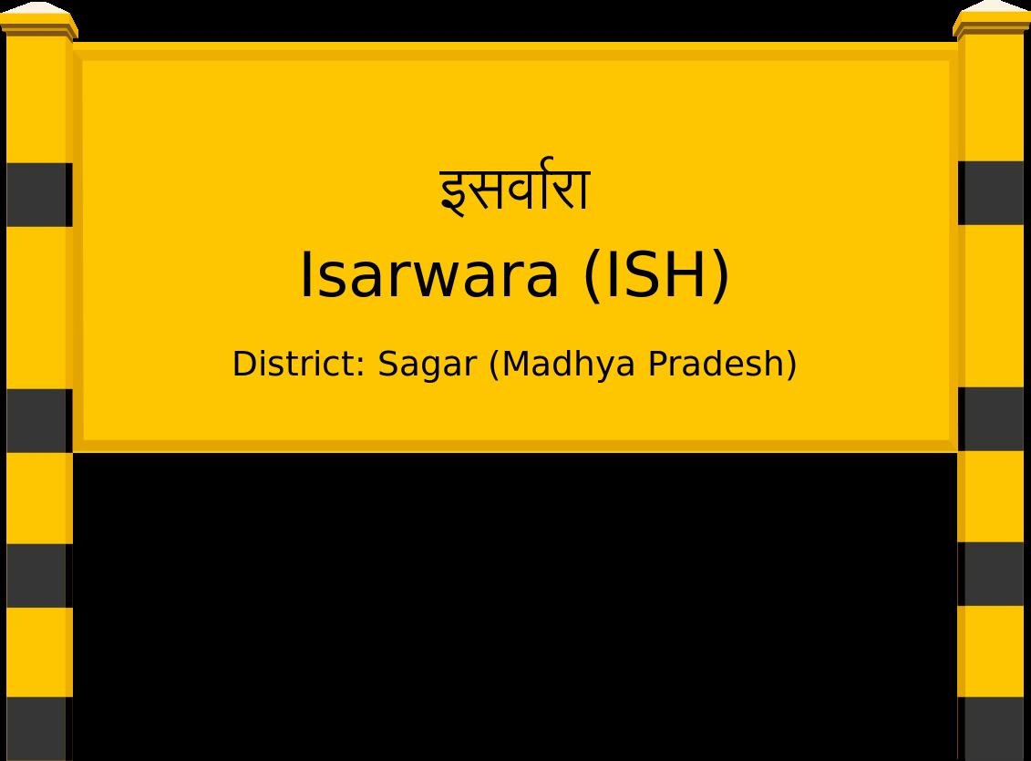 Isarwara (ISH) Railway Station