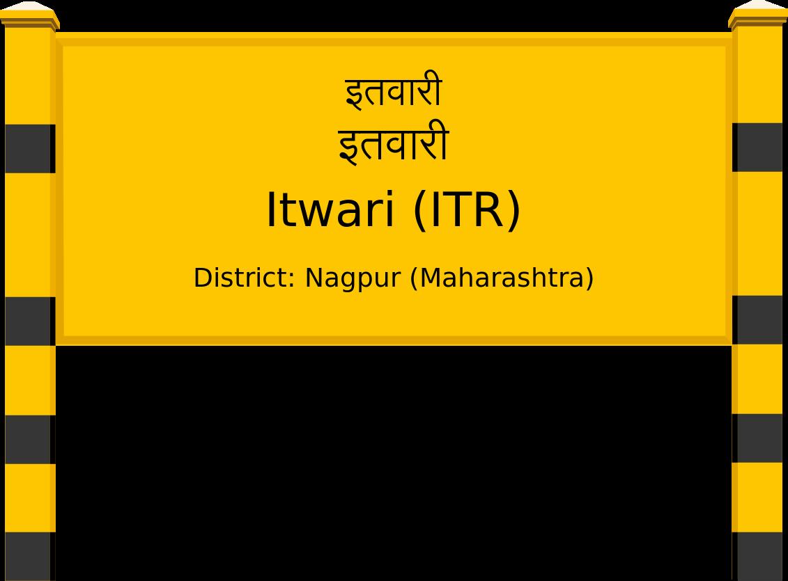 Itwari (ITR) Railway Station