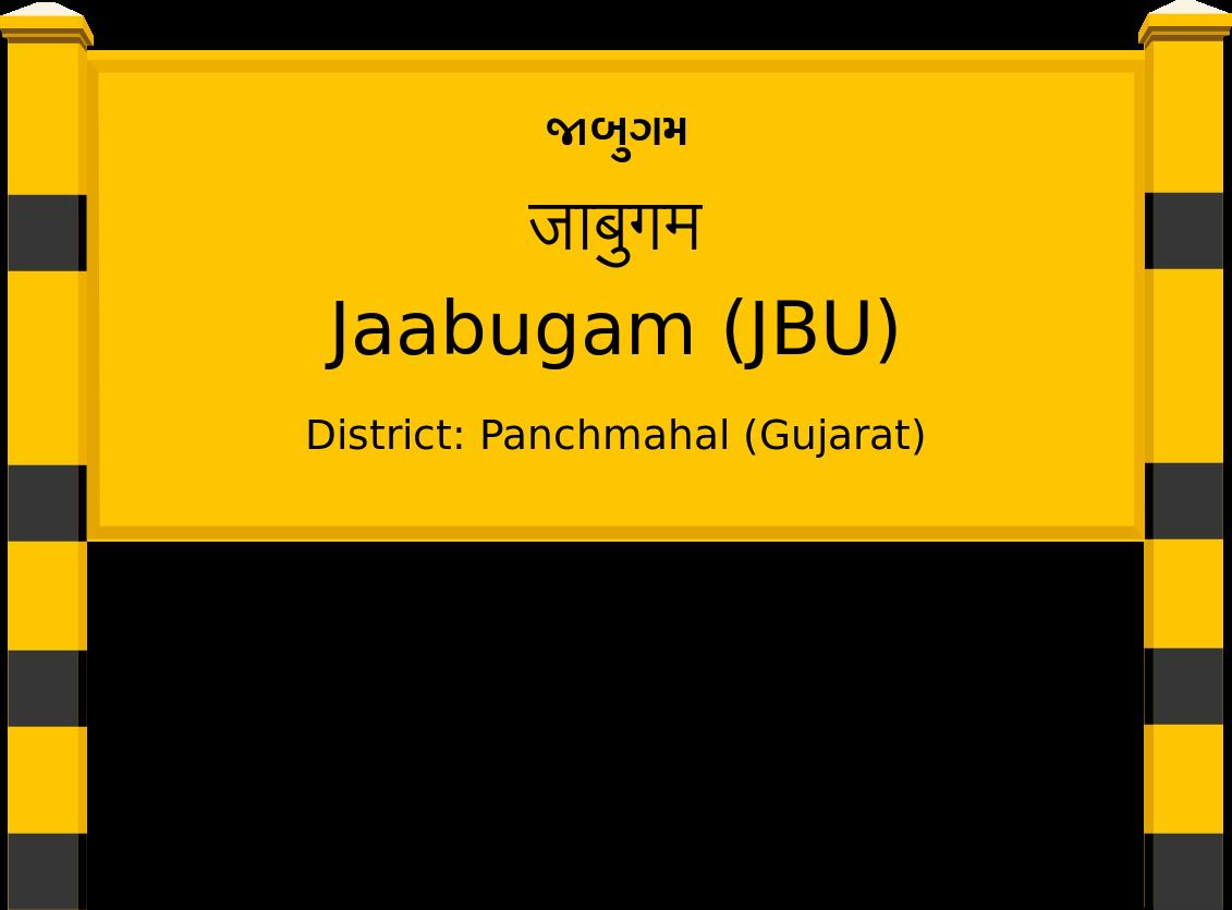 Jaabugam (JBU) Railway Station