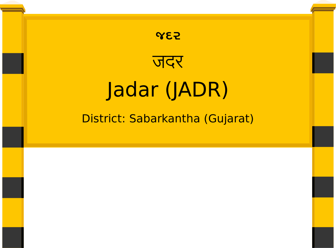 Jadar (JADR) Railway Station