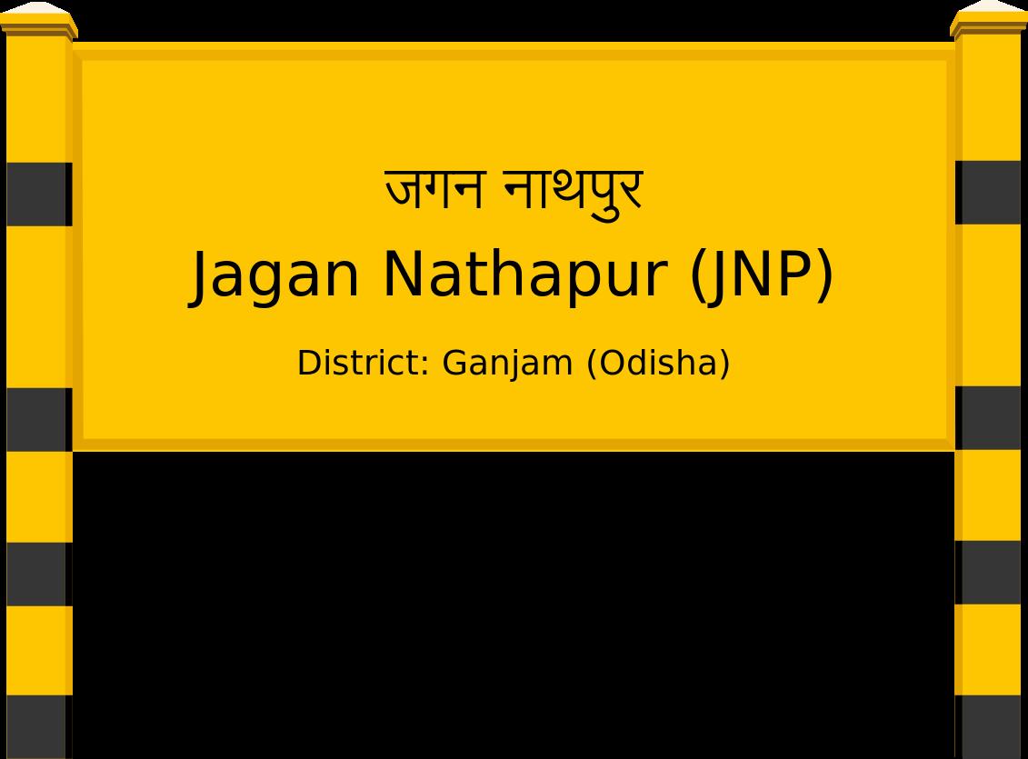 Jagan Nathapur (JNP) Railway Station