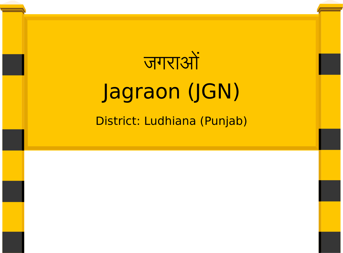 Jagraon (JGN) Railway Station