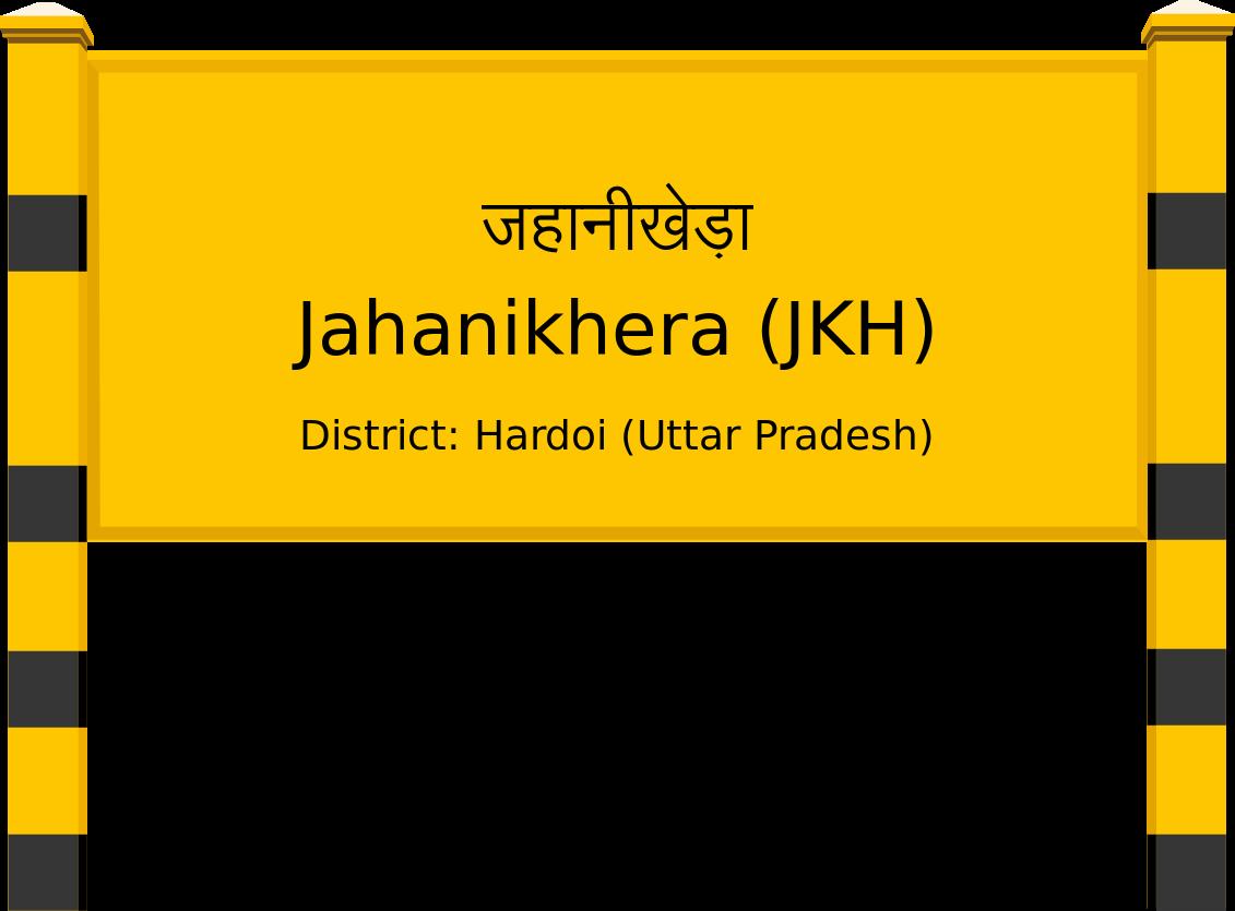 Jahanikhera (JKH) Railway Station