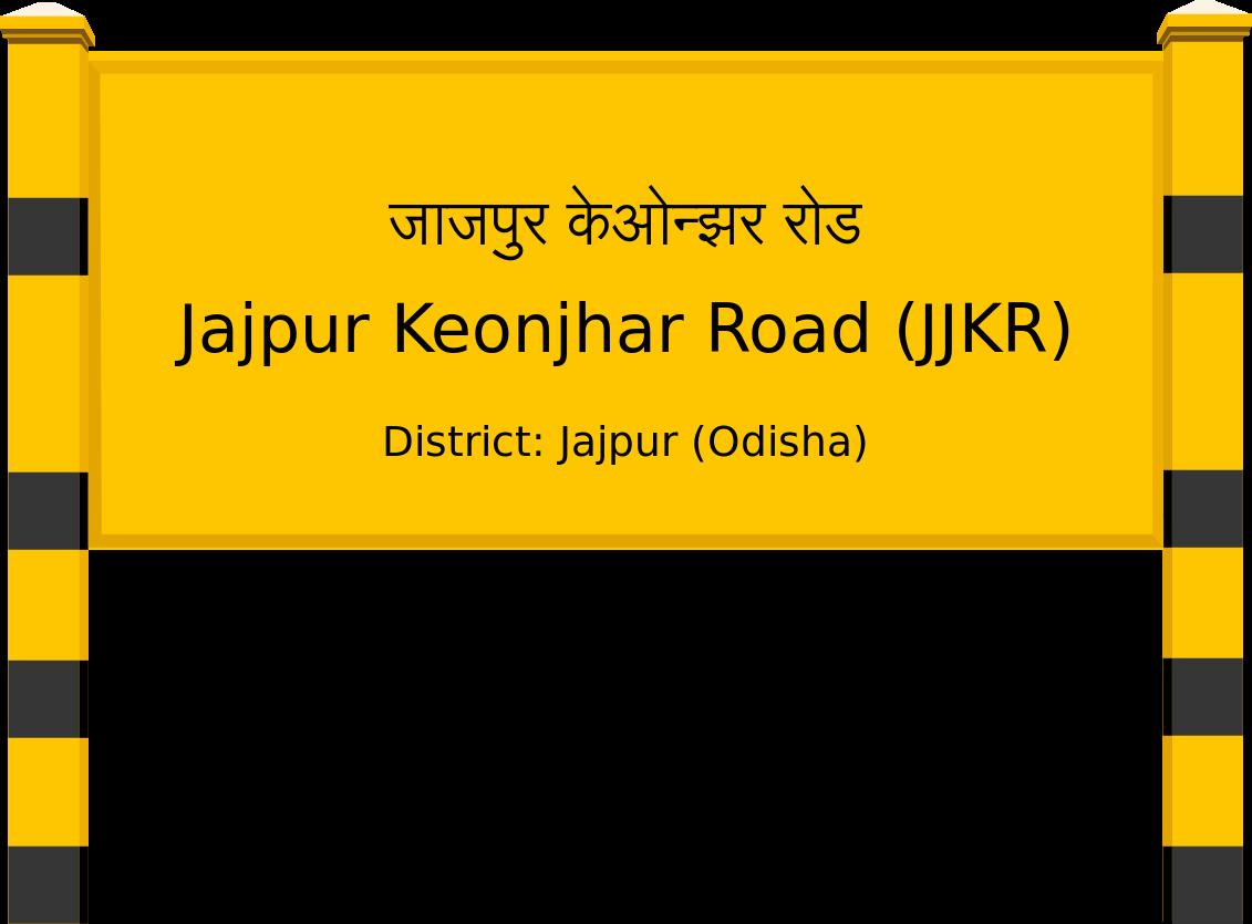 Jajpur Keonjhar Road (JJKR) Railway Station