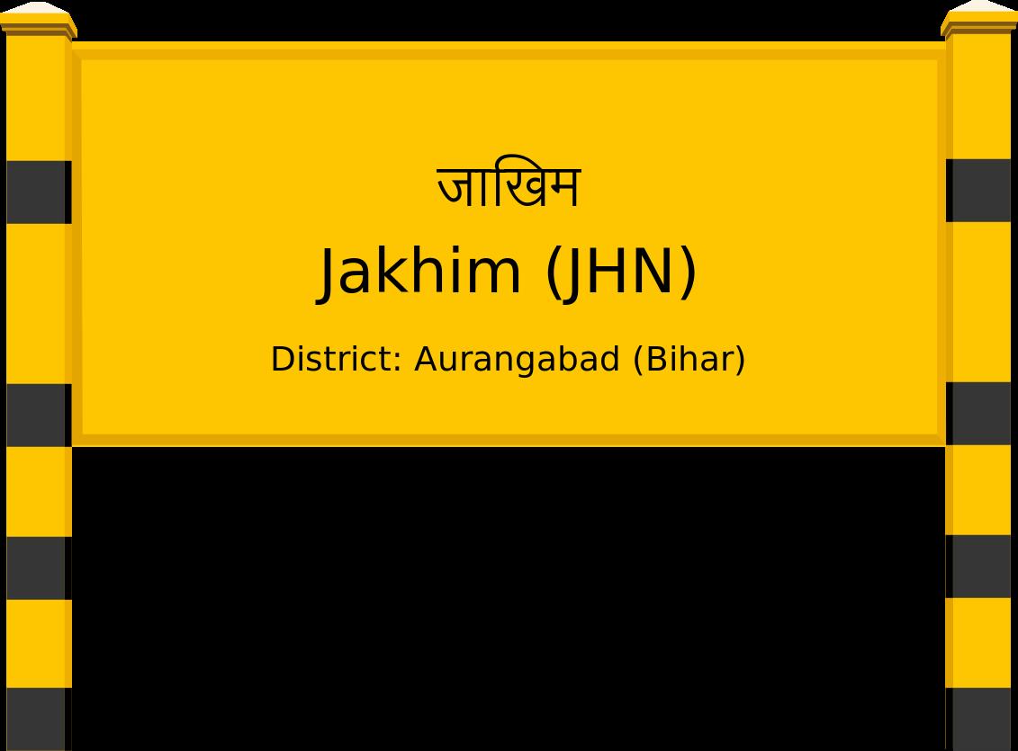Jakhim (JHN) Railway Station