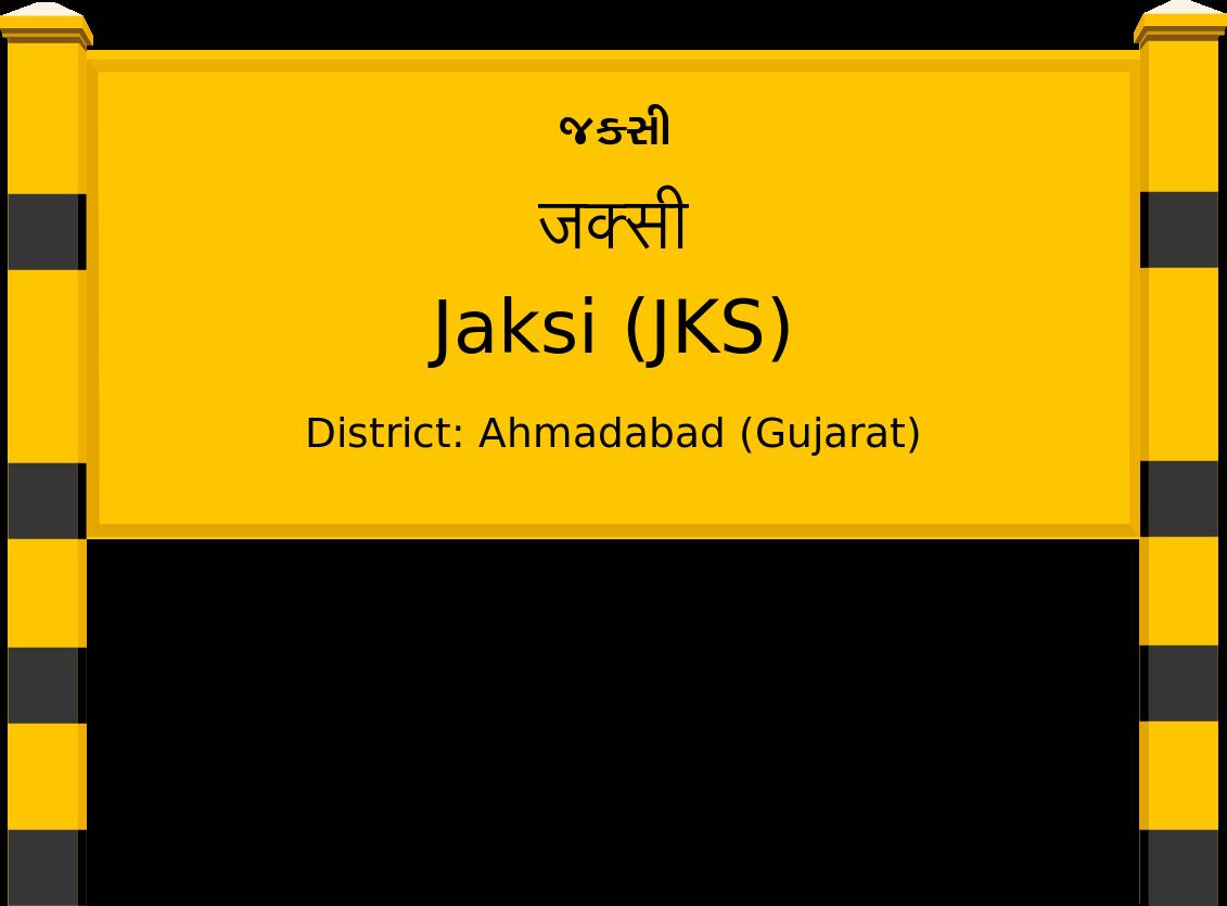 Jaksi (JKS) Railway Station