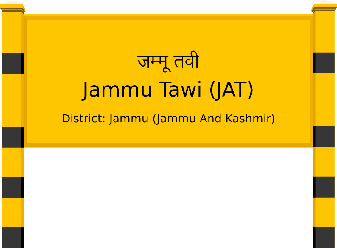 Jammu Tawi (JAT) Railway Station