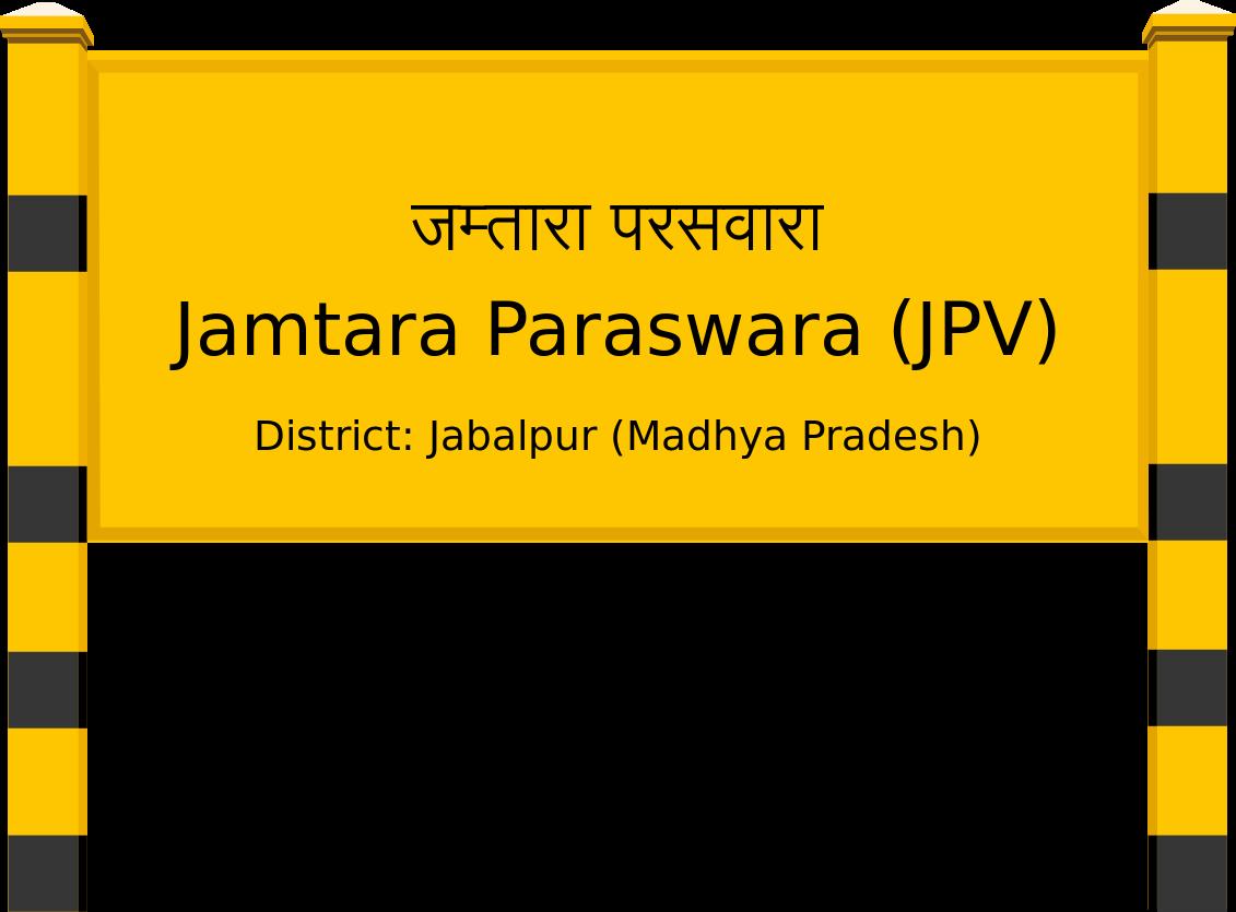 Jamtara Paraswara (JPV) Railway Station