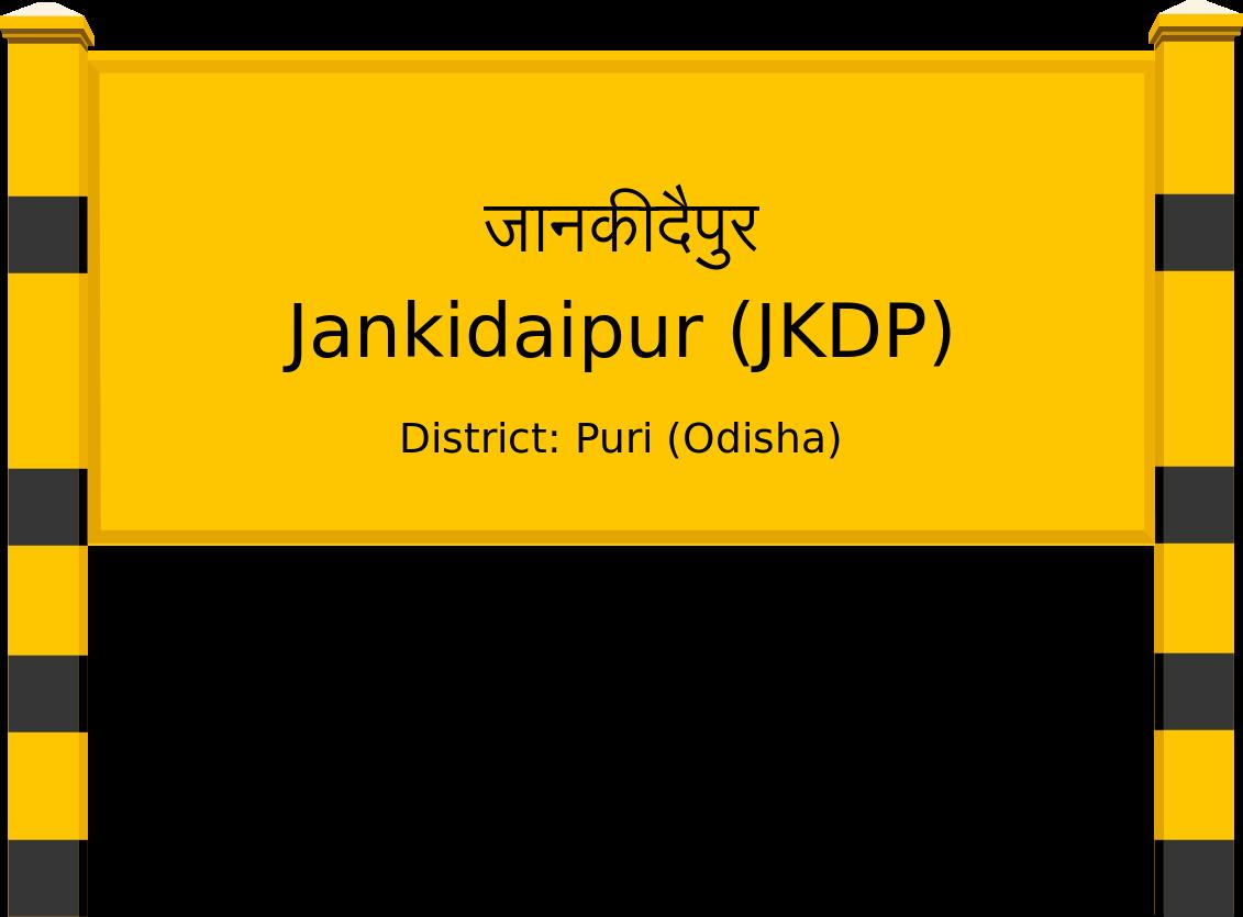 Jankidaipur (JKDP) Railway Station