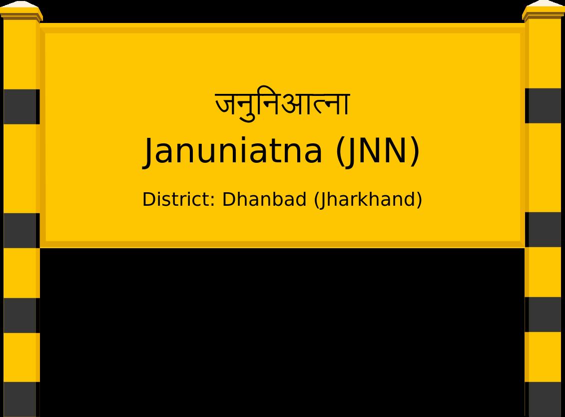 Januniatna (JNN) Railway Station