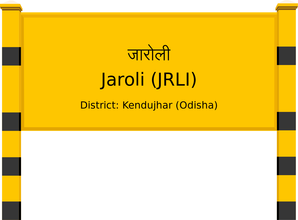 Jaroli (JRLI) Railway Station