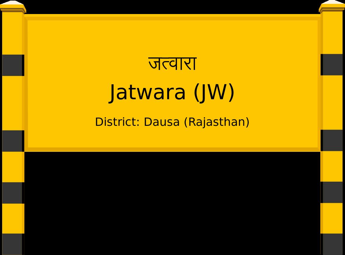 Jatwara (JW) Railway Station