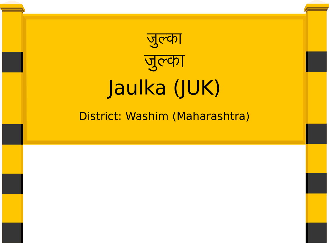 Jaulka (JUK) Railway Station