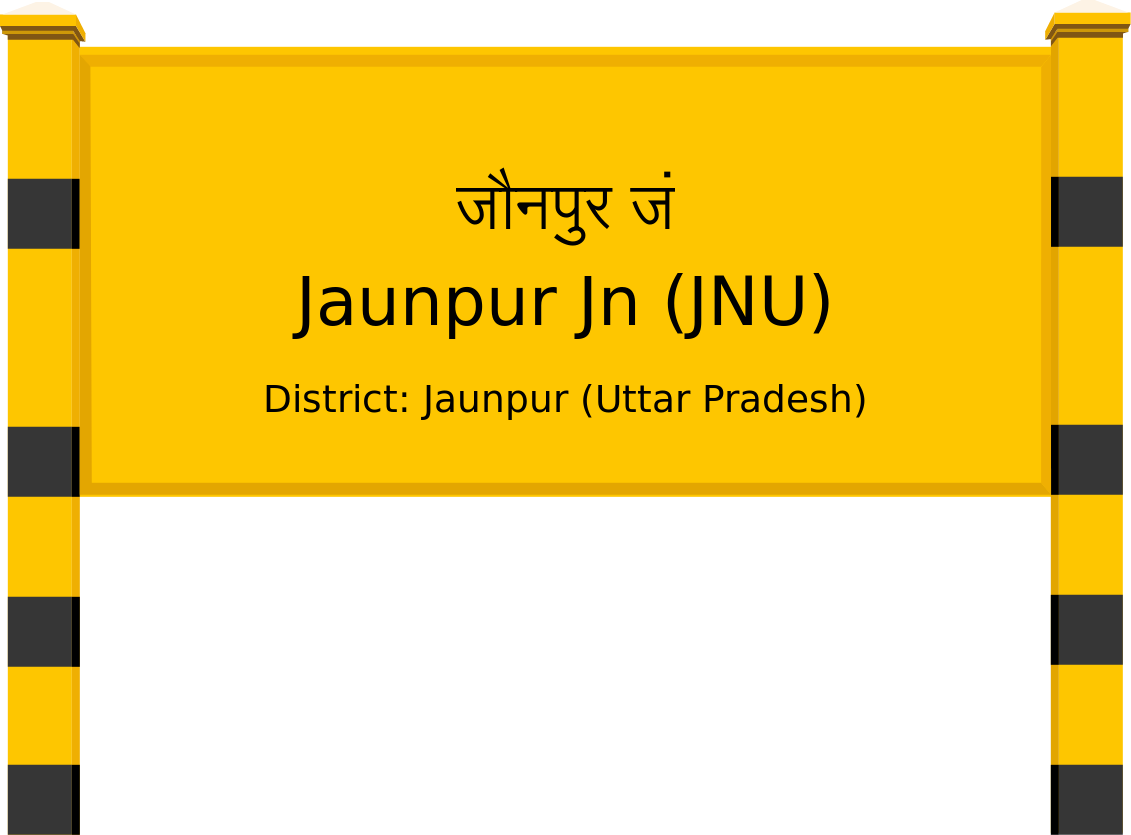 Jaunpur Jn (JNU) Railway Station