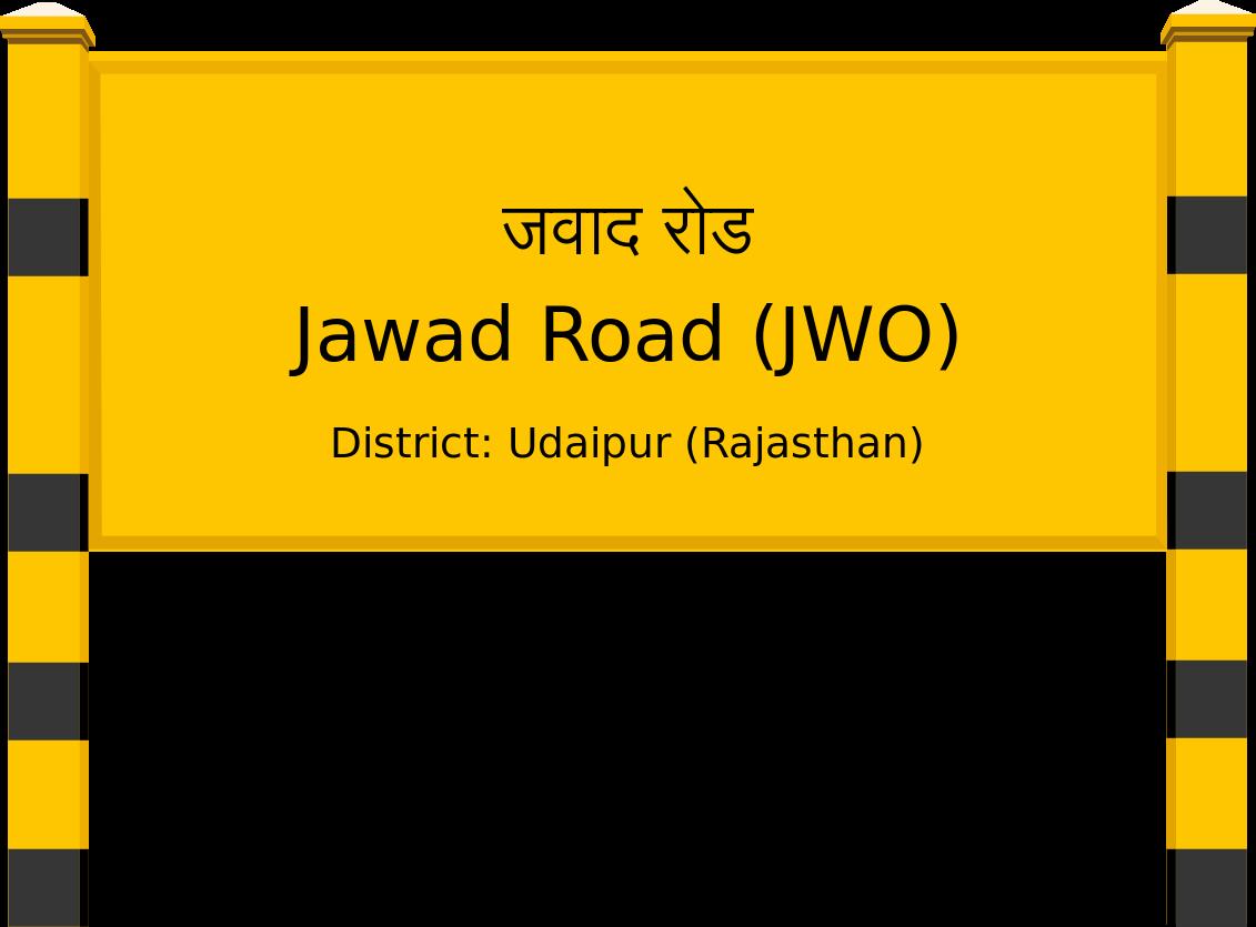 Jawad Road (JWO) Railway Station