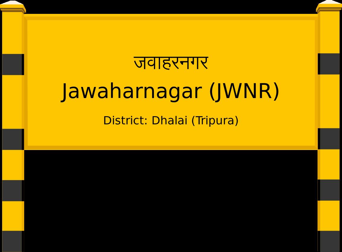 Jawaharnagar (JWNR) Railway Station