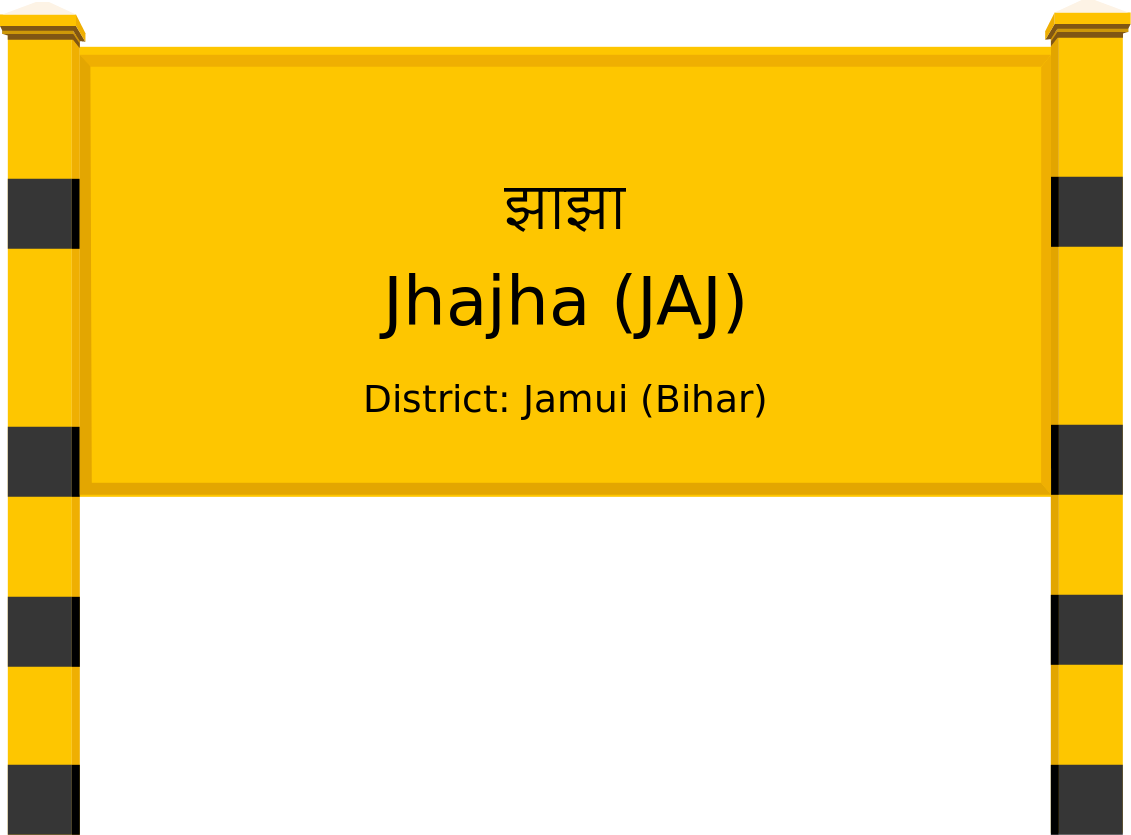 Jhajha (JAJ) Railway Station