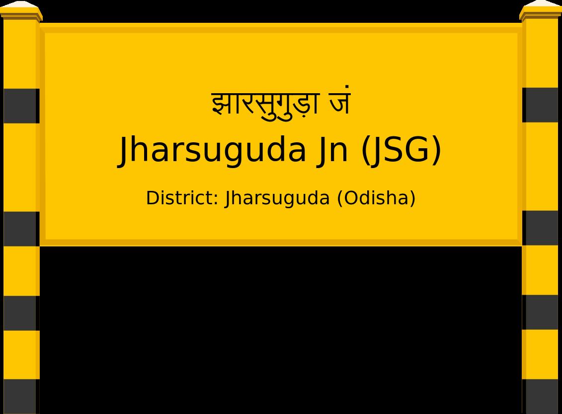 Jharsuguda Jn (JSG) Railway Station
