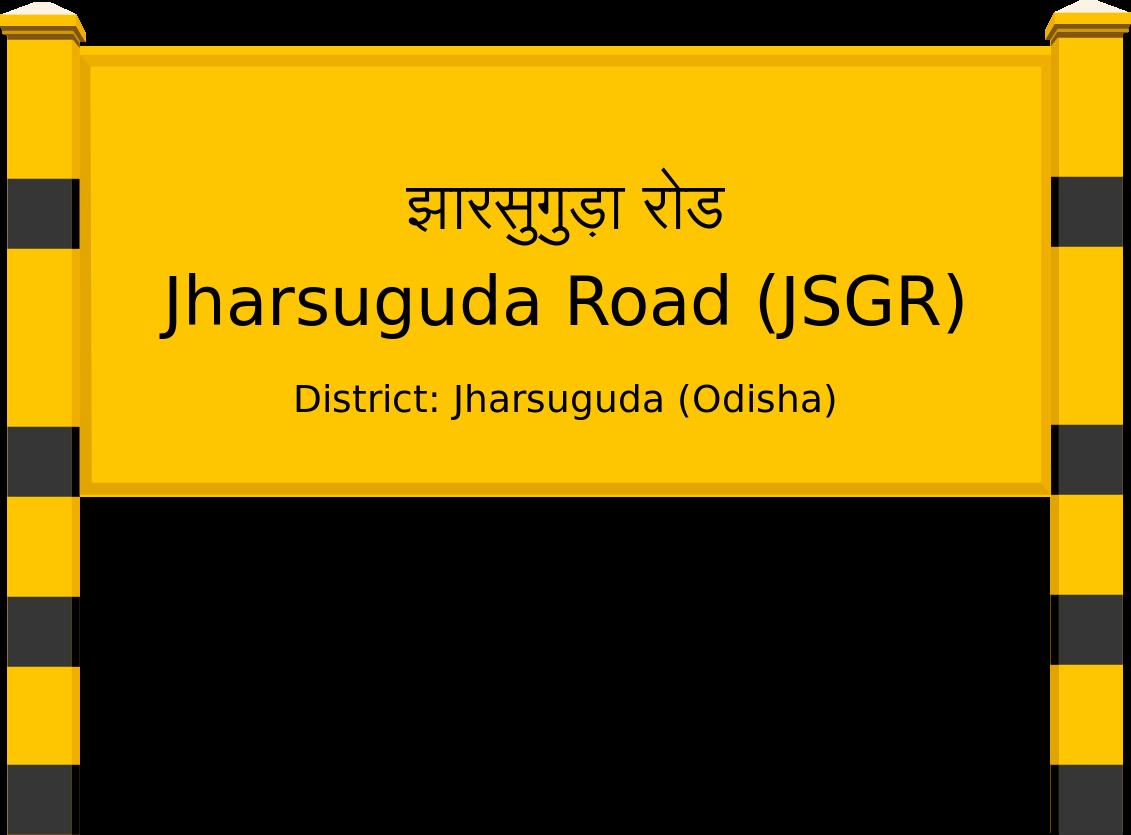 Jharsuguda Road (JSGR) Railway Station