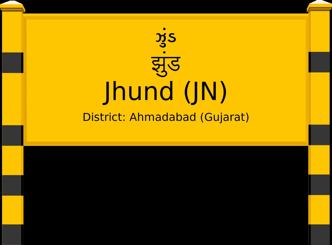 Jhund (JN) Railway Station