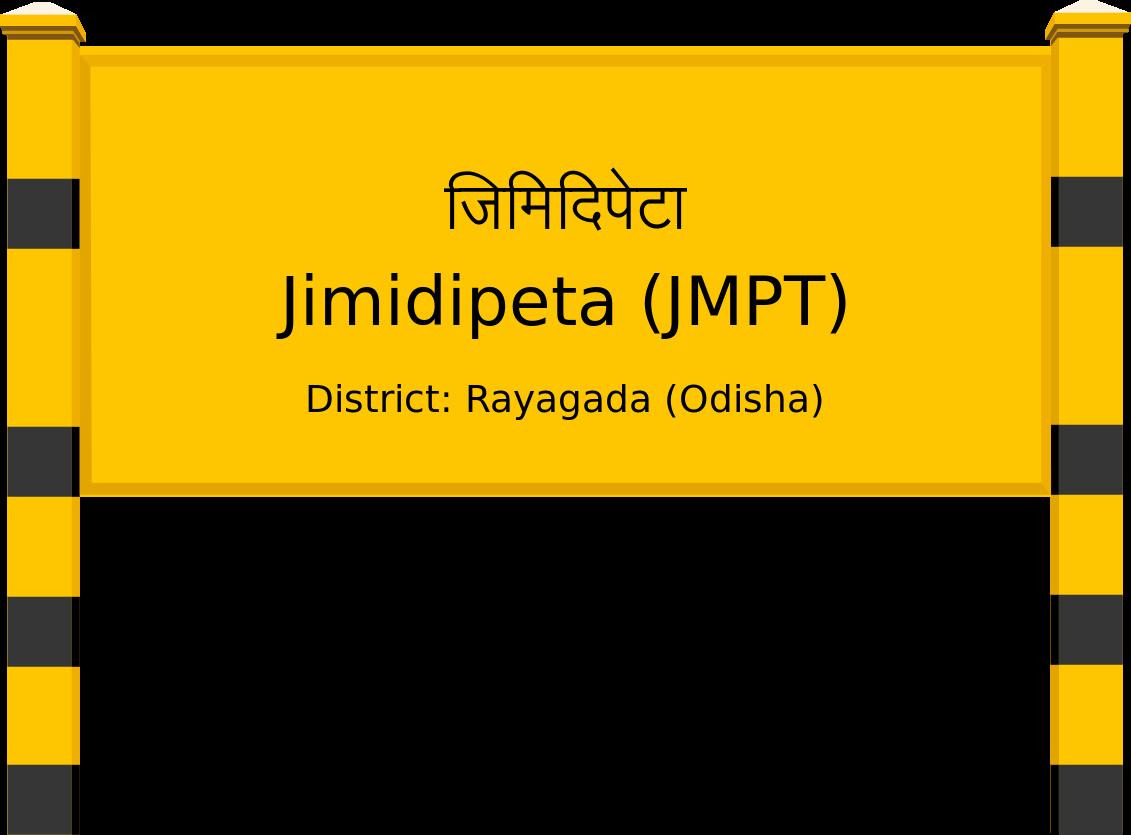 Jimidipeta (JMPT) Railway Station