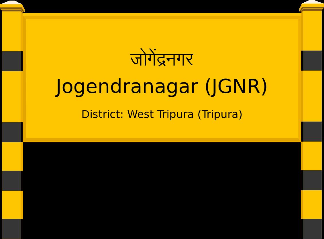Jogendranagar (JGNR) Railway Station