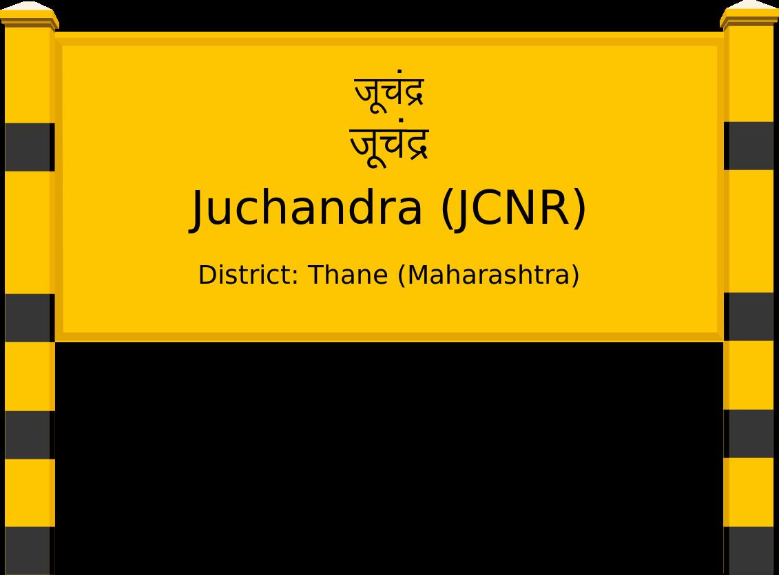 Juchandra (JCNR) Railway Station