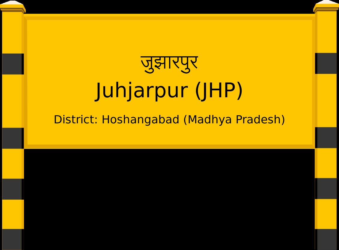 Juhjarpur (JHP) Railway Station