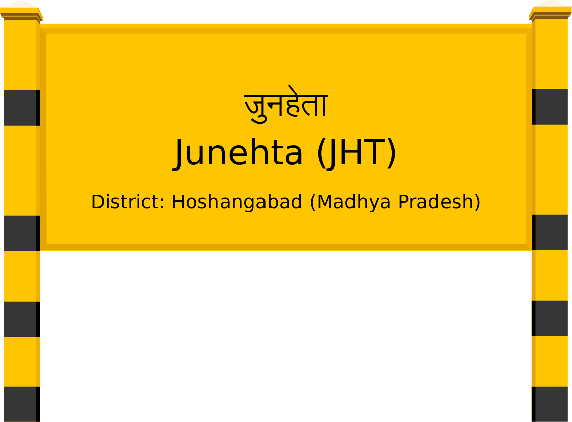 Junehta (JHT) Railway Station