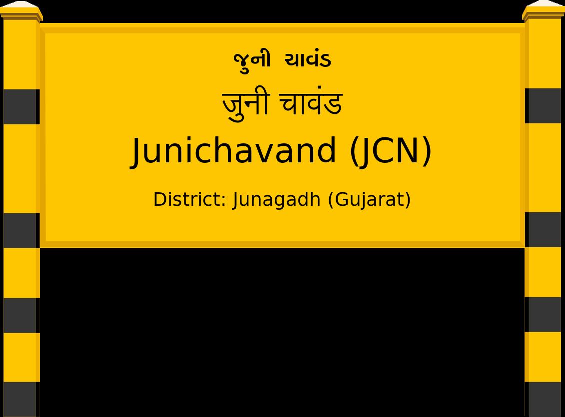 Junichavand (JCN) Railway Station