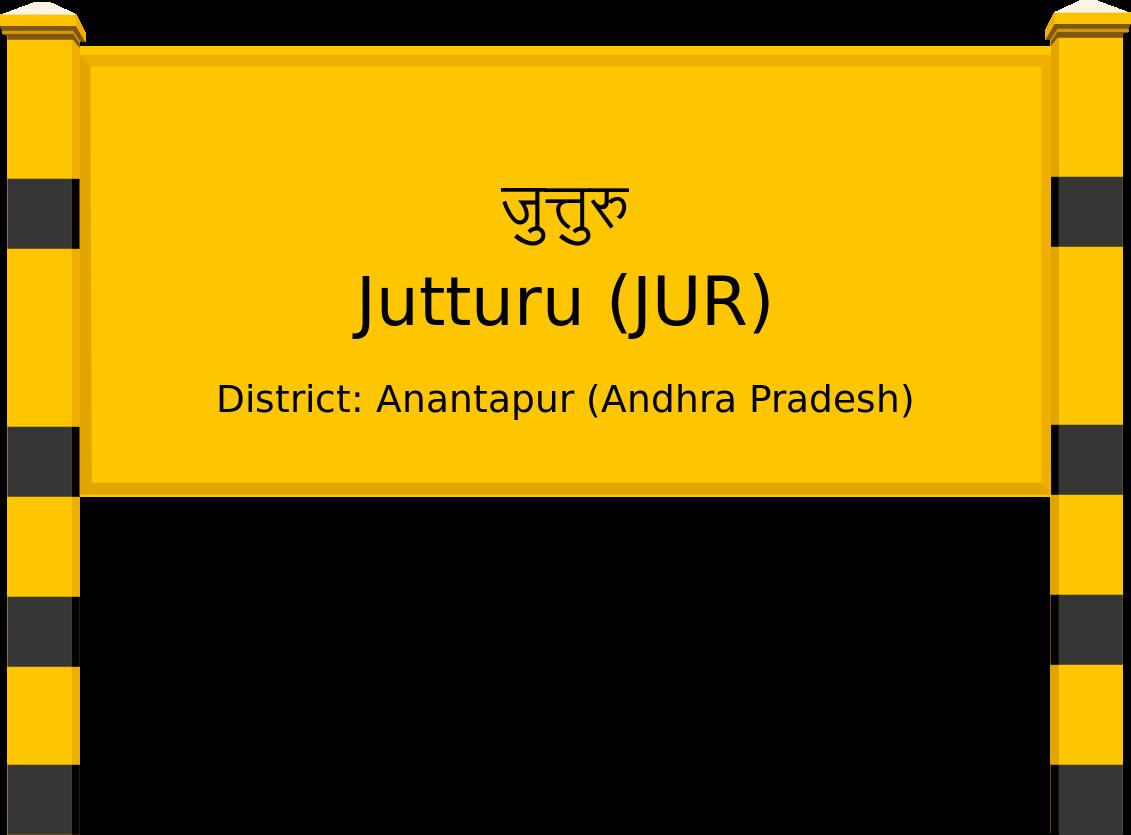 Jutturu (JUR) Railway Station